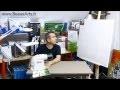 Test et présentation de matériel pour l'Atelier : Projecteur Artograph Tracer