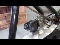 Tuto fabrication tourne broche avec un cadre de votre et un moteur essuie-glaces