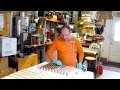 Comment faire une planche à découper en damier. Parlons Bois Ep.172