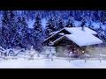 Superbe musique zen, relaxante, avec flute de pan, chalet et neige en hiver (F. Amathy)