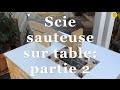 Scie sauteuse sur table/Partie 2