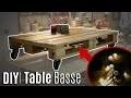 Comment Fabriquer une Table Basse en Palette