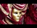 Masques et costumes Vénitiens. Carnaval 2016.