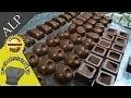 Bonbons chocolat à la fraise - Apprendre la pâtisserie (ALP)
