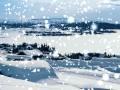 Paysages d'hiver!