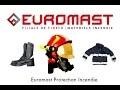 Fabrication de casques pompier et d'équipements de protection individuelle pour pompier