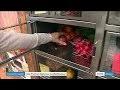 Un distributeur automatique de fruits et légumes à Colmar installé par un maraîcher