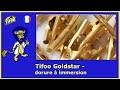 Dorure à la maison pour les débutants avec le Tifoo Goldstar - tutoriel dorure facile à la maison
