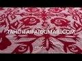 Tahiti Tifaifai