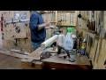 Fabrication d'une table haute et ses tabourets partie 2/Build table and stools  part 2