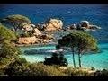 France la #Corse les magnifiques#paysages de l'ile de Beauté