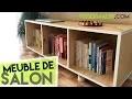 Comment fabriquer un meuble bas de salon - EP37