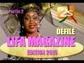 LIFA MAGAZINE DEFILE EDITION 2015 prt2