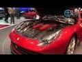 Ferrari F12 Berlinetta V12 6,3L 740ch - Salon Genève 2012