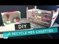 DIY:  JE RECYCLE MES CAGETTES EN BOIS