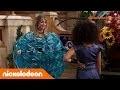 L'école des Chevaliers | Vivre dans sa bulle | Nickelodeon France