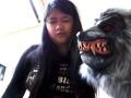 Masques loup garous