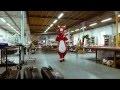 Costume gonflable Air et Volume : Les vaches se déchaînent !