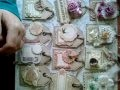 embellissements tags shabby
