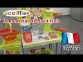 Ecoiffier La Marchande Petit Frais - Démo en français