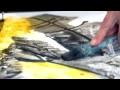 Juliane Schack Artiste Peintre à Saint Tropez (Var)