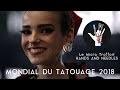 Mondial du Tatouage 2018 : le Micro Trottoir de Hands and Needles, The Art of Tattoo