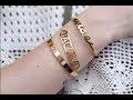 Une Belle collection de bracelet main pour femme