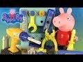 Peppa Pig Atelier de Bricolage Outils Perceuse Tournevis Electrique