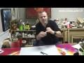 Test et présentation de matériel de peinture acrylique : Le fusain