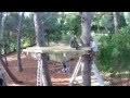 Cabane en bois - Paysagiste L'île Verte