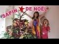 [NOËL] Décoration de sapin de Noël 2015 - Studio Bubble Tea decorating Christmas tree