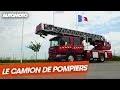 Retour en enfance : Le camion de pompiers (Juillet 2014)