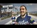 1er marathon du GOLFE DE ST TROPEZ, de l'intérieur