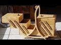 Fabriquer une Boite A Couture en bois massif - toutbricoler.fr