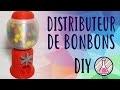 Fabrication d'un distributeur de bonbons avec une imprimante 3D