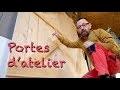 PORTES D'ATELIER EN ME�LÈZE