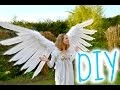 DIY // Faire des ailes d'anges mobiles / How to create angel wings