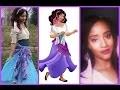 ♡Maquillage et costume d'Esmeralda //Halloween♡
