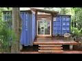 Maison Container Home partie 2 mon projet : SURVIVALISTE
