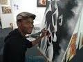 JOE OKITAWONYA, artiste peintre
