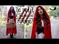 Le Petit Chaperon Rouge | Tuto Halloween Facile |