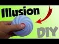 FABRIQUER UN HAND SPINNER HYPNOTISANT EN CARTON (Ultra facile)