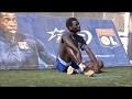 Ousseynou Ndiaye, ancien joueur de DSC évoluant à l'Olympique Lyonnais
