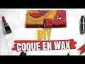 DIY COQUE EN WAX    L'atelier de princesse