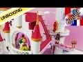 Le plus grand château Playmobil ! - Château de princesse Playmobil | Unboxing et Construction