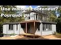 Comment construire sa maison conteneur? - Contactez Maisons Optimum!