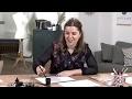 TUTO - Les bases de la calligraphie à la plume