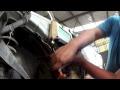 Opel Astra type g : De�montage du calculateur