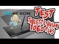 TEST Tablette HUION 1060 plus