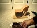 Tutorial pour créer des chaussures à talons comme celles de Lady GAGA